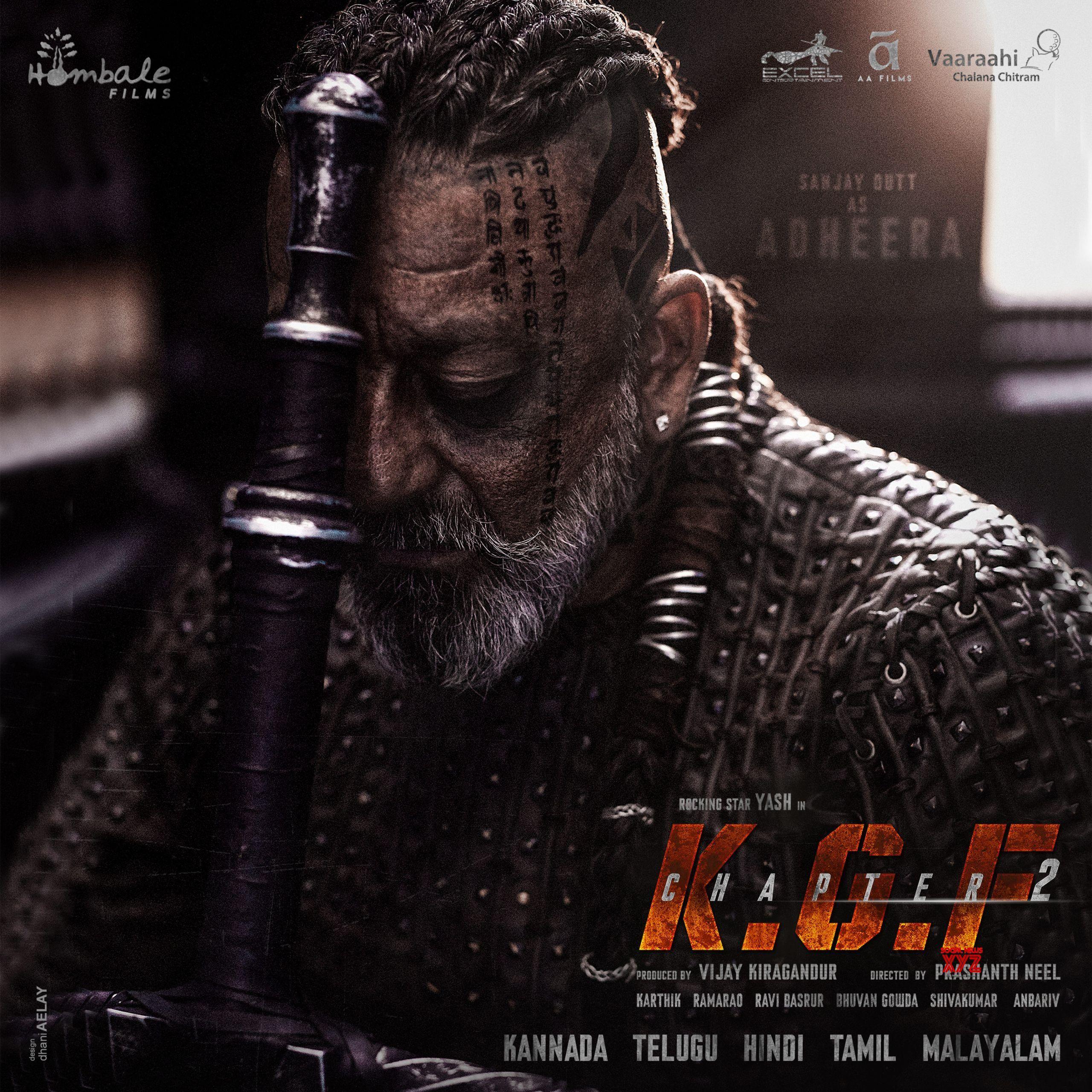 15+ Kgf Chapter 2 Sanjay Dutt Poster Download