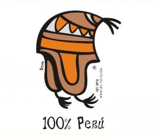 Hat Chullo Peru Cuy Arts With Images Peru Tattoo Peru Inca