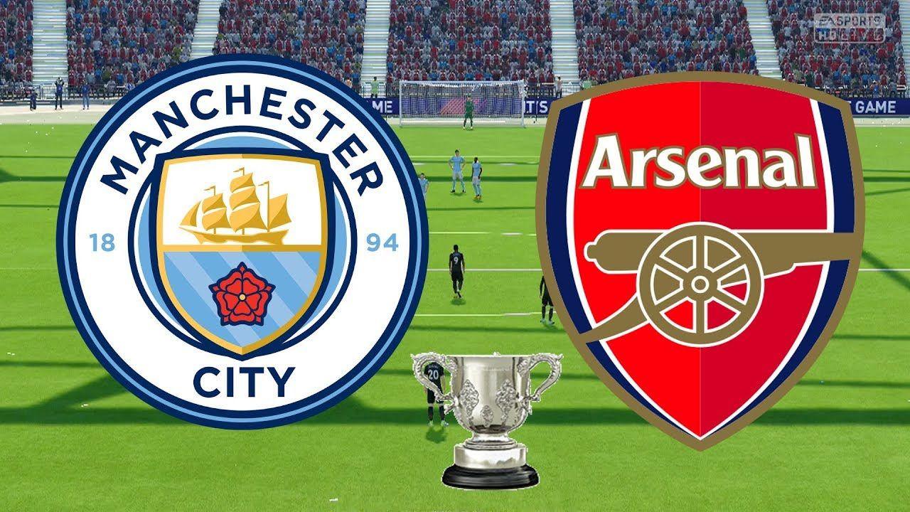 Watch 2018 EFL Cup Final Live Stream, Arsenal vs Man City