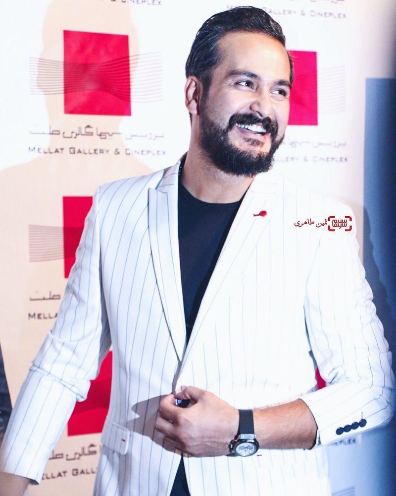 میلاد کی مرام در اکران مردمی فیلم سینمایی ملی و راه های نرفته اش Men S Blazer Blazer Actors