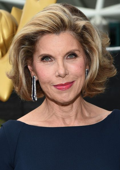 Christine Baranski Photostream Older Women Hairstyles Over 60 Hairstyles Mother Of The Bride Hair