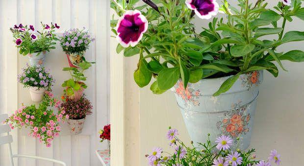Amenager Son Jardin Plein D Idees Creatives Jardins Suspendus