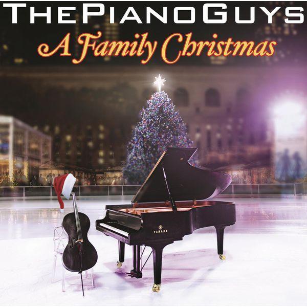 The Piano Guys Christmas album!  Love it.