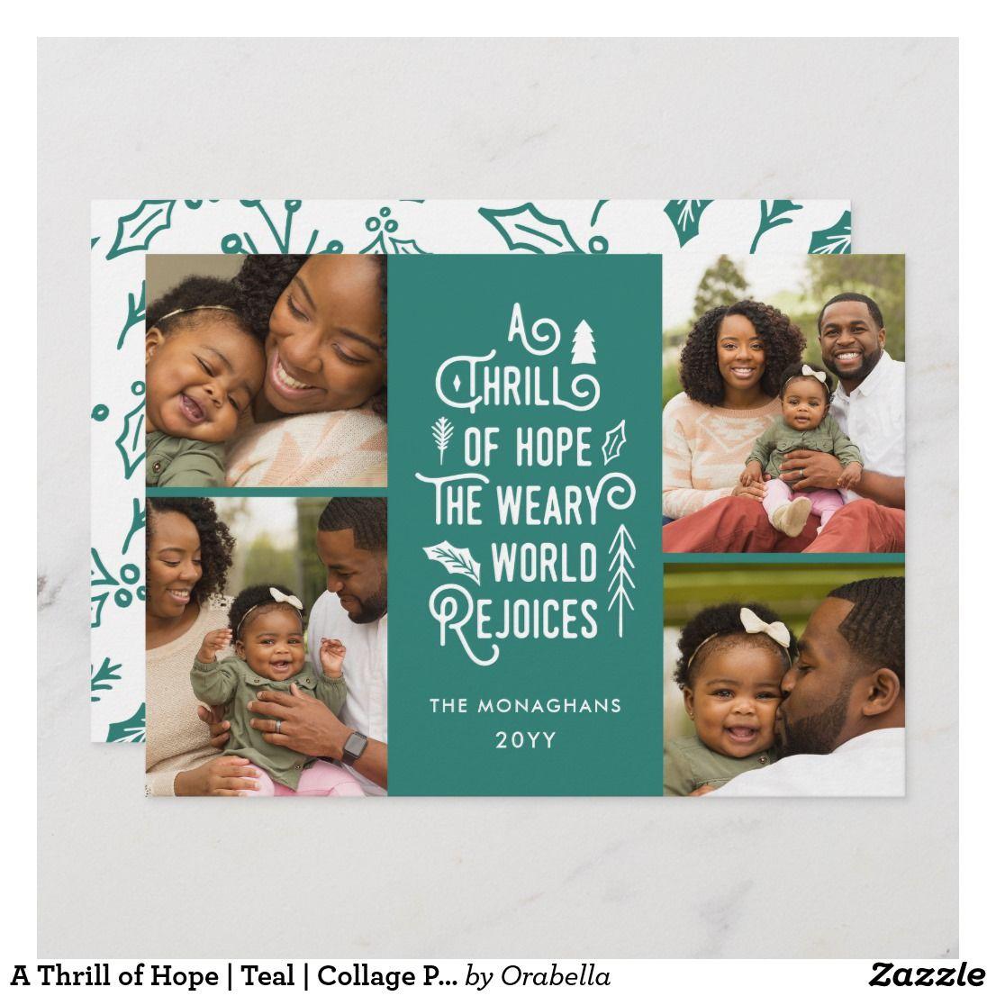 zazzle christmas cards photo