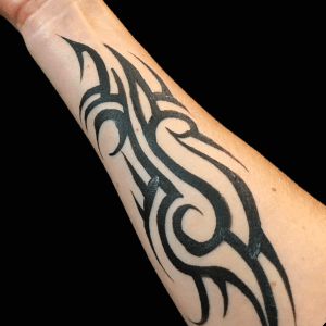 Gangster Tribal Tattoo Design Video By Athena Zhe Tribal Tattoos Tribal Tattoo Designs Tattoo Designs