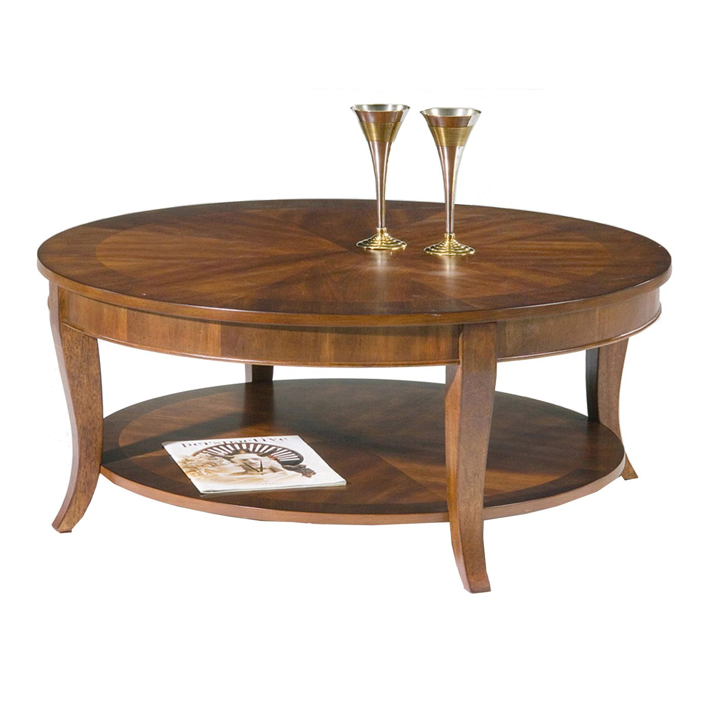 Liberty Furniture 748 Ot1010 Bradshaw Round Cocktail Table Home Furniture Showroom Target Coffee Table Circular Coffee Table Cherry Wood Coffee Table [ 1400 x 1400 Pixel ]