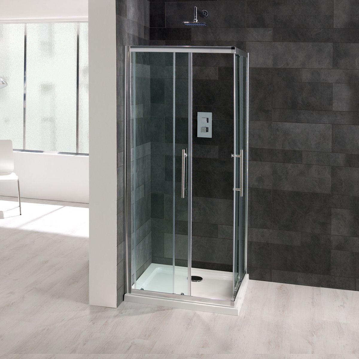 G6 Corner Entry Shower Enclosure 900 x 900 | shower enclosures ...