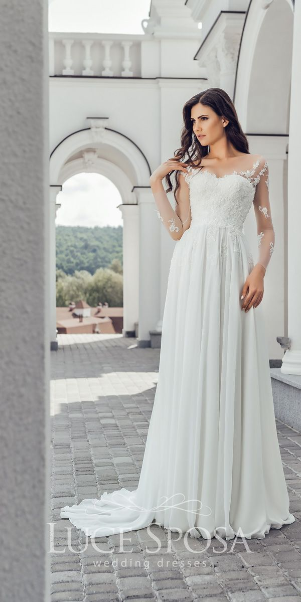 d3fcd79d6fb Luce Sposa Wedding Dresses - Collection 2018 Edem | Νυφικά | Νυφικά ...