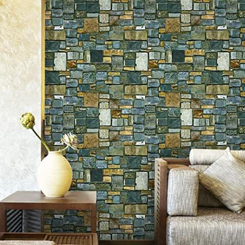 Amazon Com Wallpaper Peel And Stick Wallpaper Wallpapering Supplies Paint Wall Treat Tools Ho Peel And Stick Wallpaper Home Improvement Wallpaper