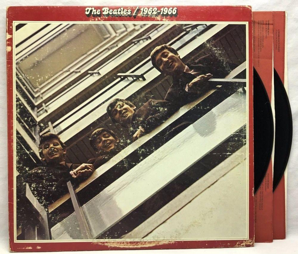 Details About Beatles 1962 1966 Apple Skbo 3403 Us Shrink