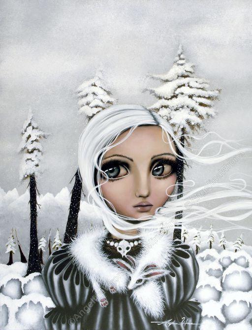 Eirwen   The Artwork of Angelina Wrona