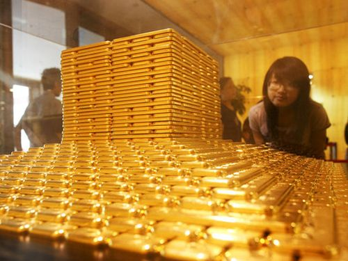 China Gold Demand To Hit 1 000 Tons By