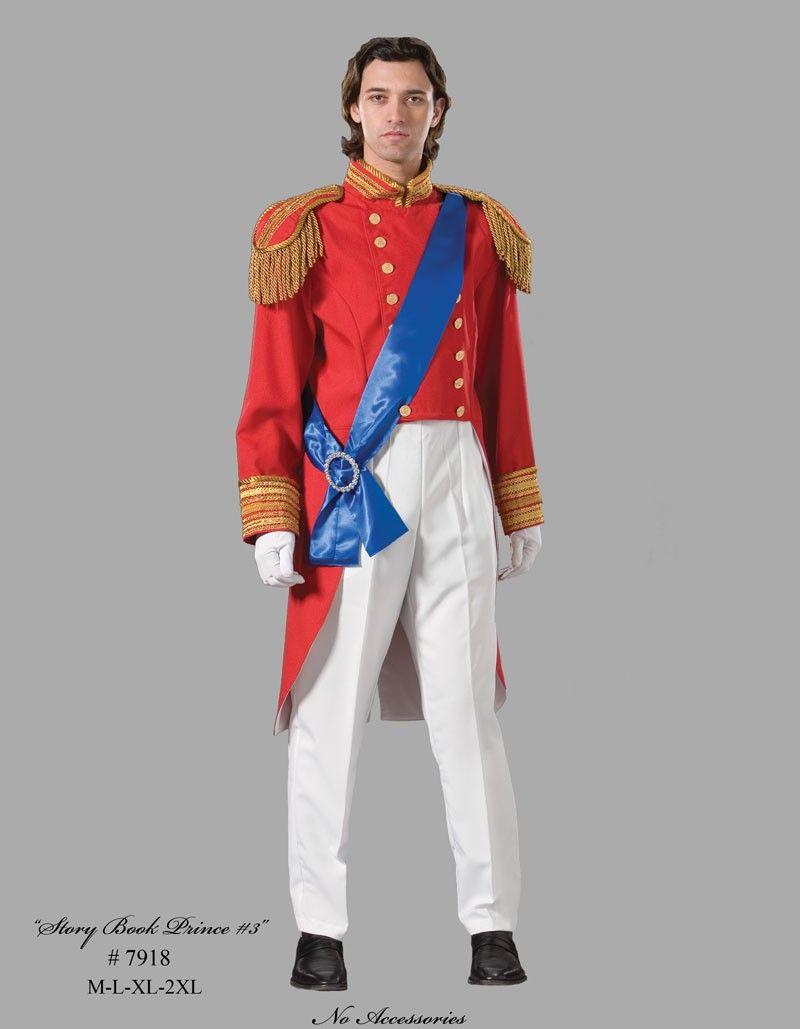 book prince charming adult costumeprincecharming - Prince Charming Halloween Costumes