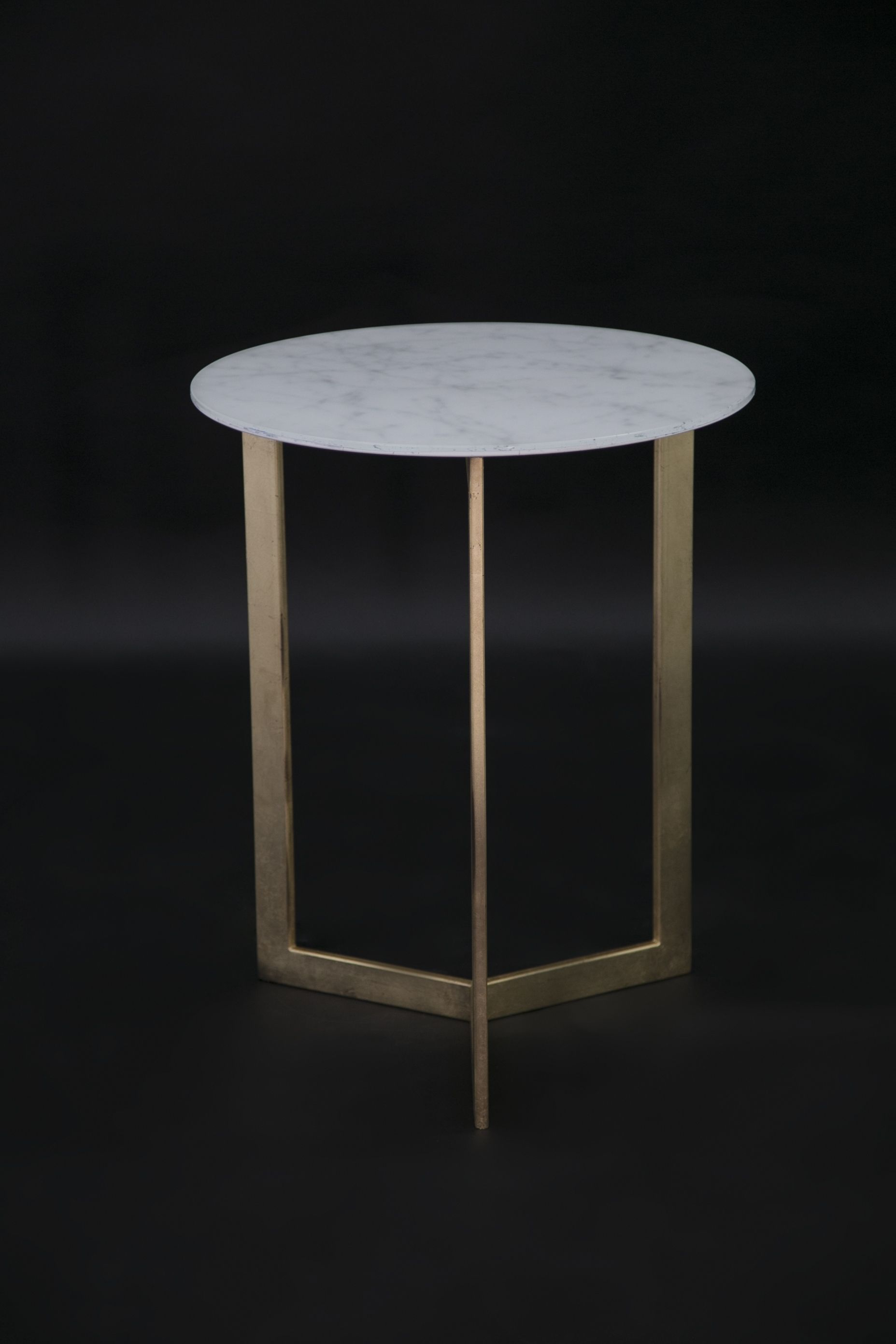 sidetables makeyourowncreation glass marble white metal base rh pinterest com