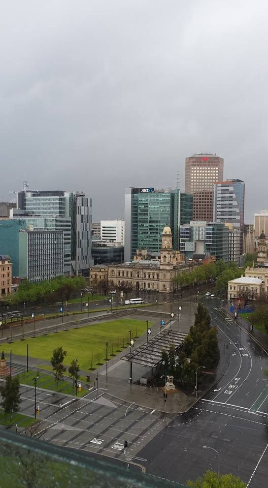 Victoria Square Adelaide South Australia. During our ...