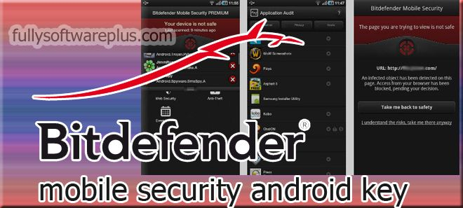 bitdefender mobile security apk key