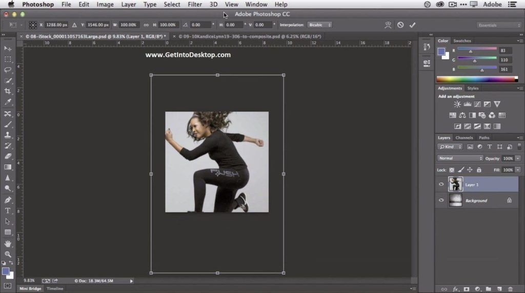 How to add fonts to photoshop cs6 mac