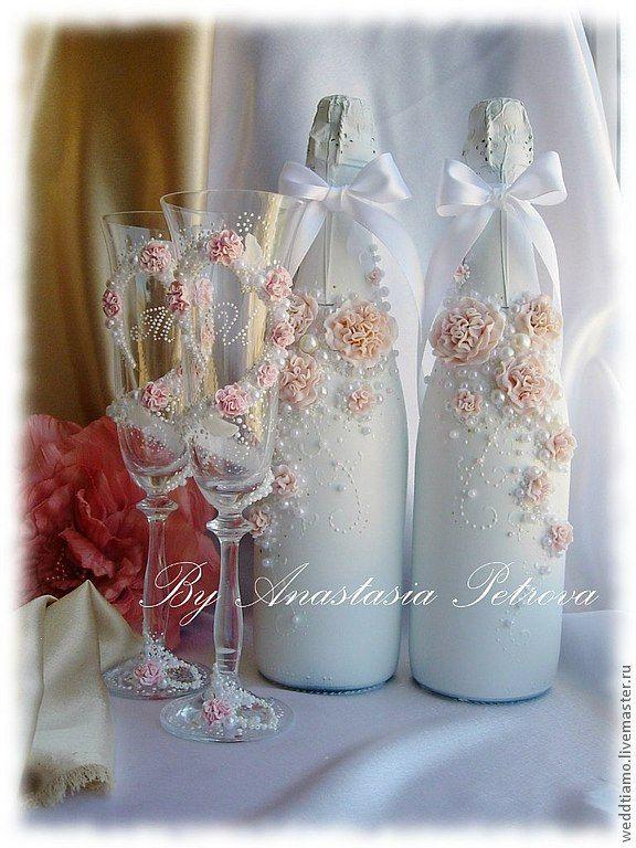 Свадебный набор пионы