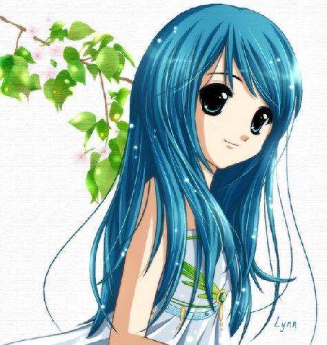 Anime Teen Girl | Random anime girl not sure where from ...