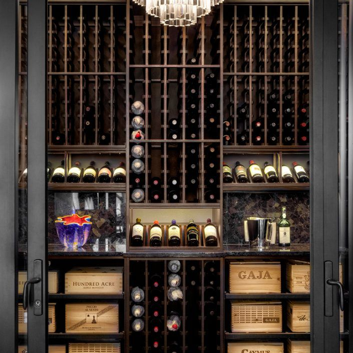 34+ Awesome Basement Bar Ideas And How To Make It With Low Bugdet | Wine  Cellars, Basements And Cellar Design