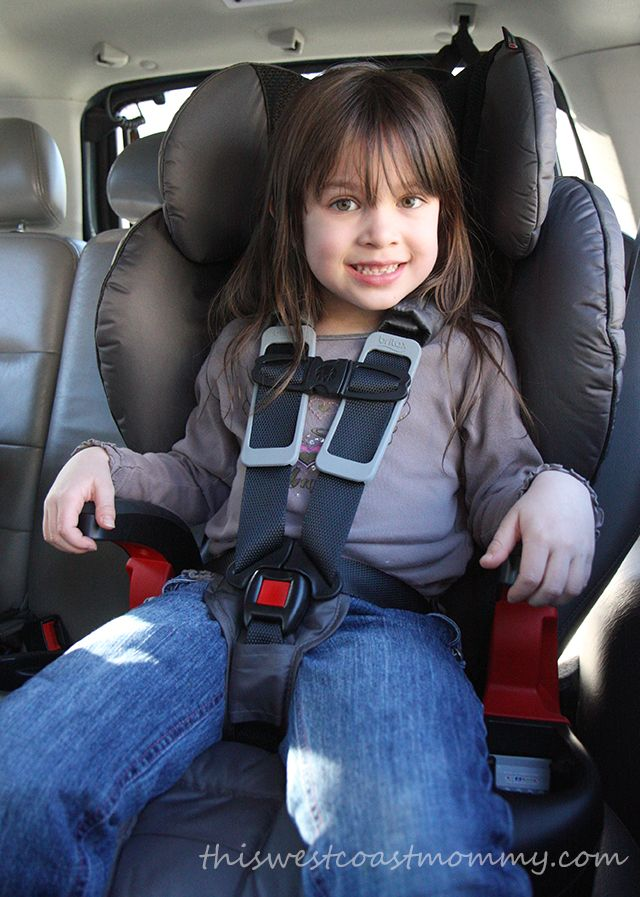 Britax Frontier ClickTight Harness Mode Baby Car Seats Kids Seating West