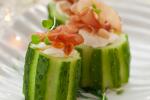Gevulde komkommer tonijn recept op MijnReceptenboek.nl