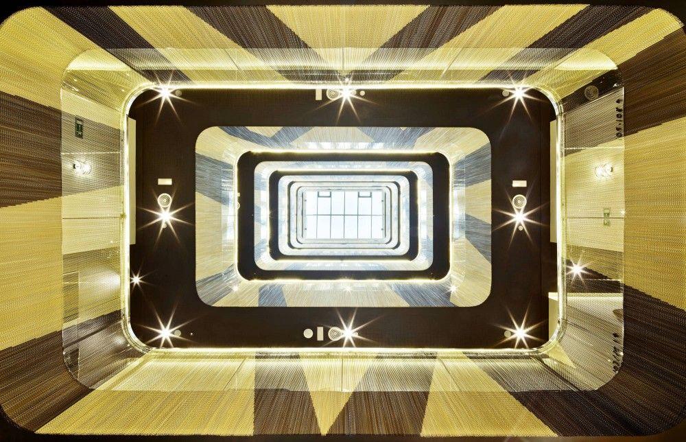 Hotel Vincci Gala Barcelona / TBI Architecture