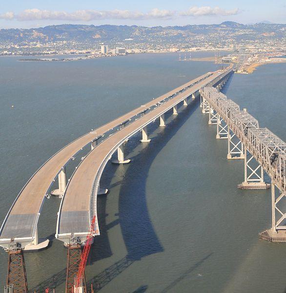 Oakland Bay Bridge ( Bay Bridge ), San