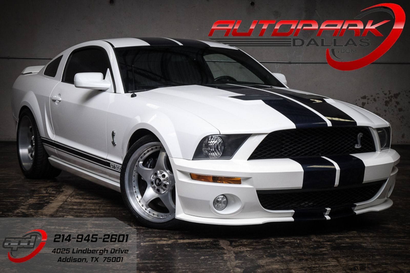 Cool Great 2007 Ford Mustang Shelby Gt500 White 2017 2018