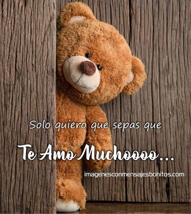 Imagenes Bonitas De Amor Con Frases Tiernas Frases Pinterest