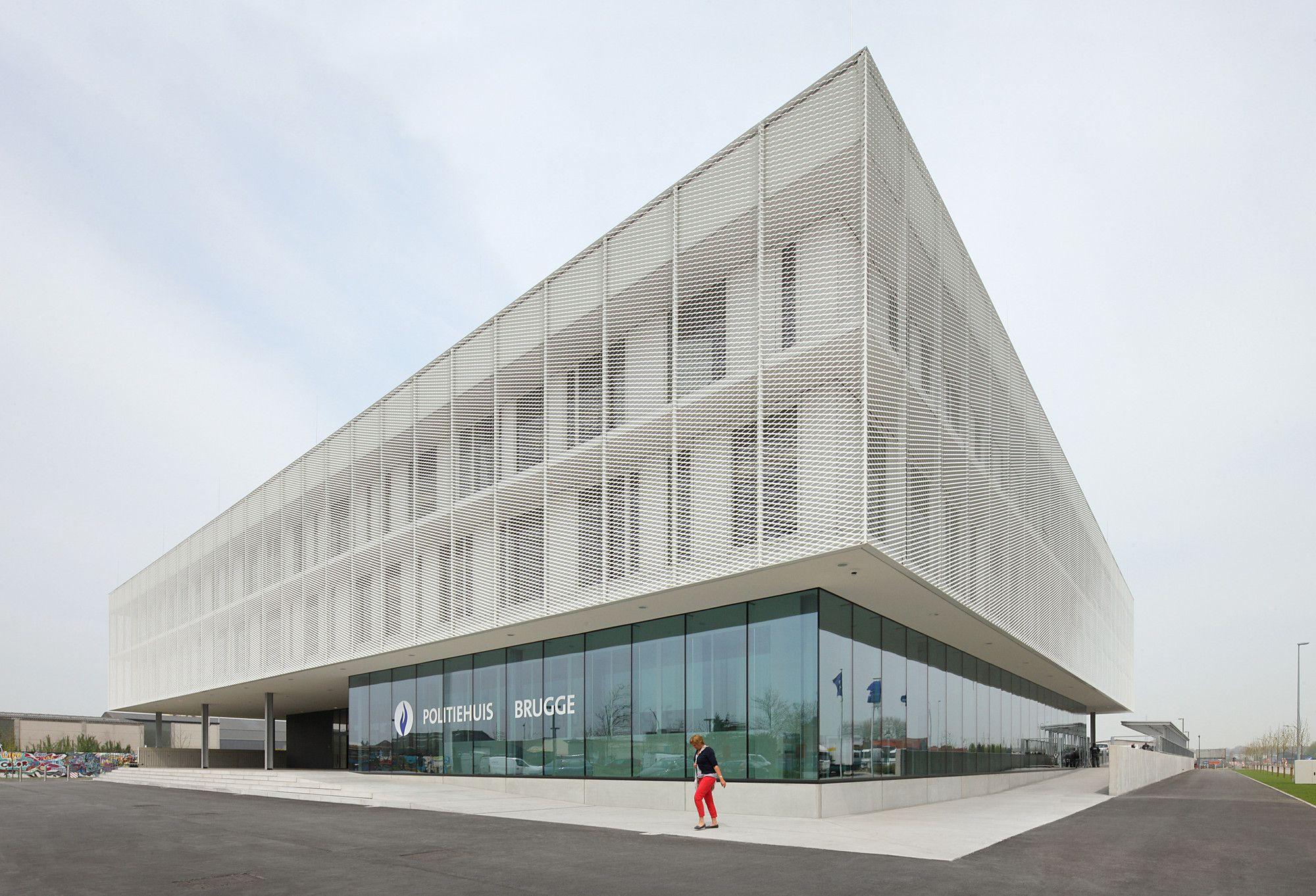 Politiecommissariaat Brugge / Beel & Achtergael Architecten