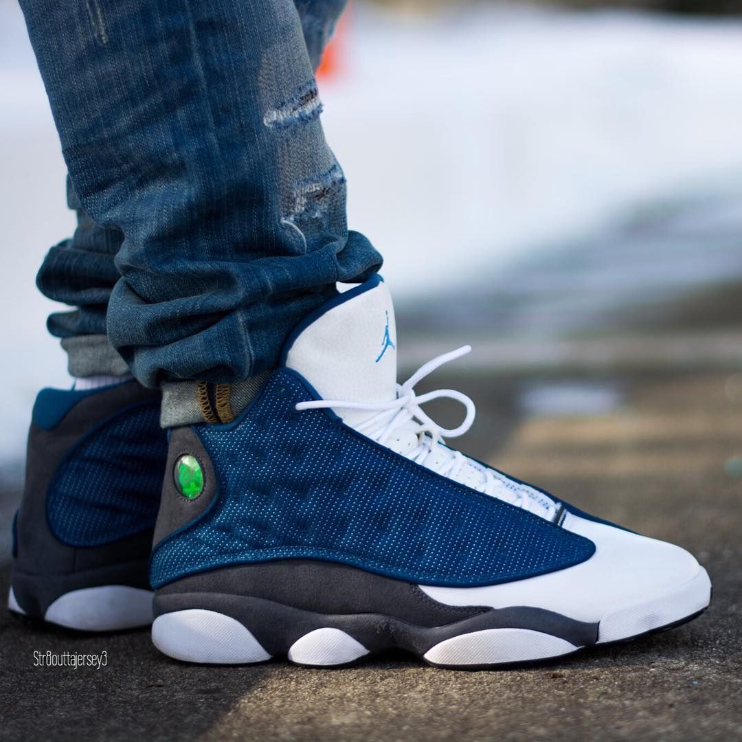 Air Jordan 13 Retro Flint Sneakers Men Fashion Swag Shoes Sneakers Fashion