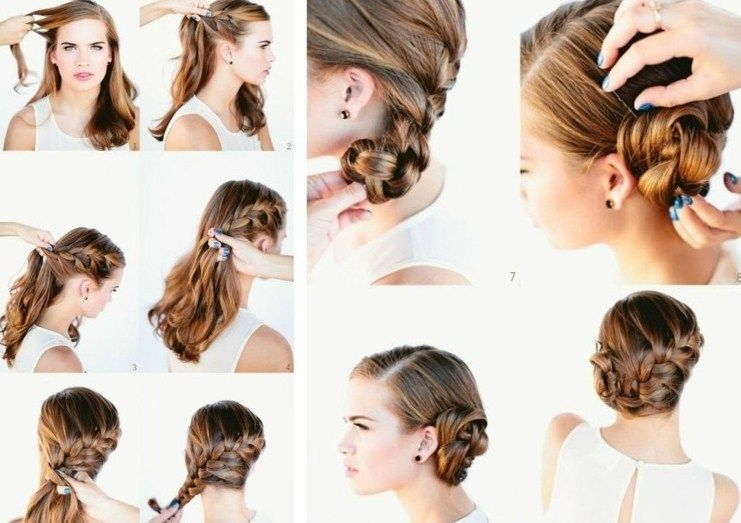 The Best Dirndl Hairstyles Short Hair Guide New - Easy Hairstyles to ...