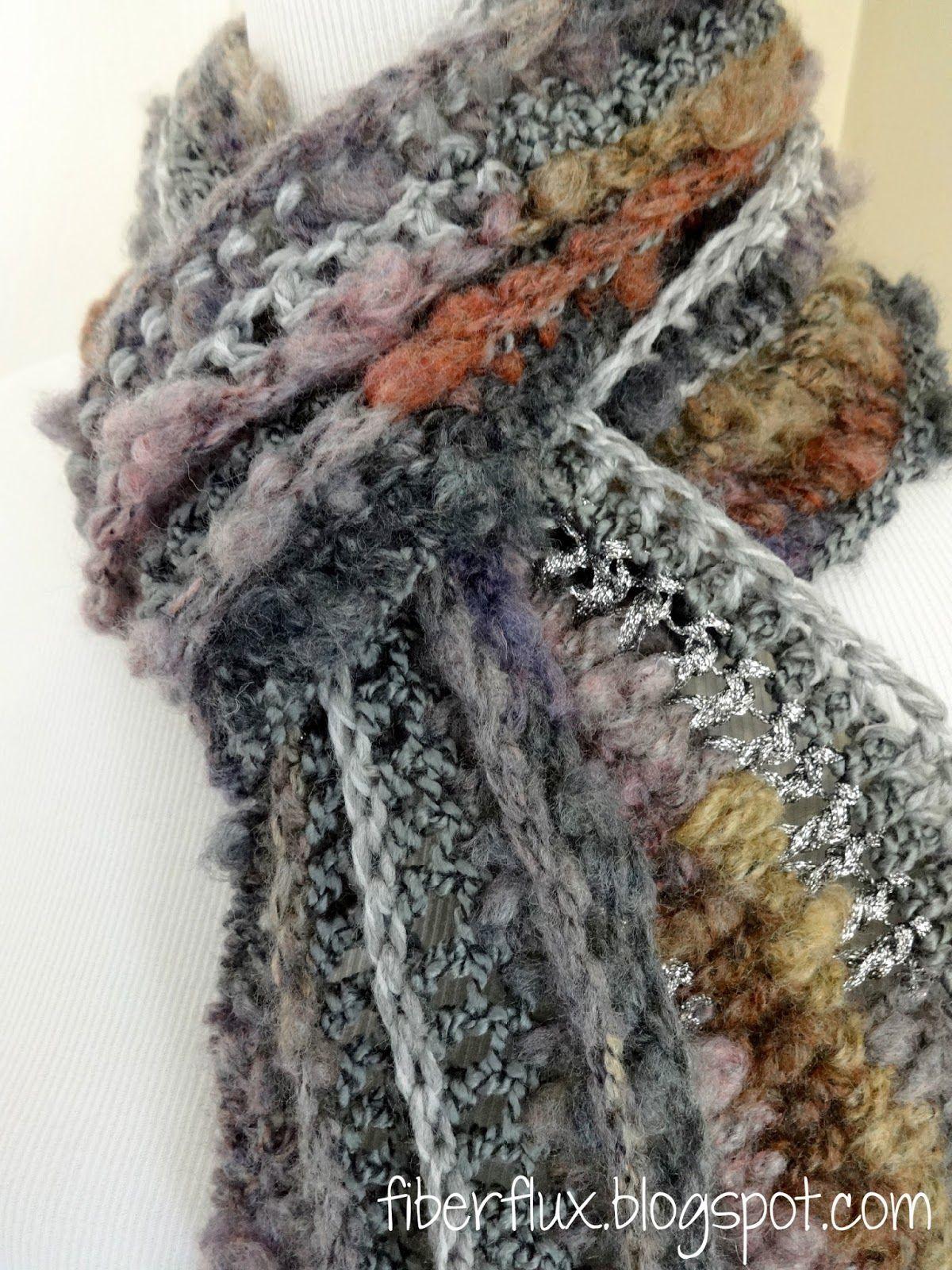 Free Crochet Pattern...Pixie Dust Scarf! | Pinterest