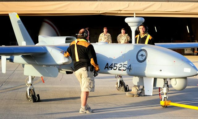 Heron UAS set for Australian civilian skies