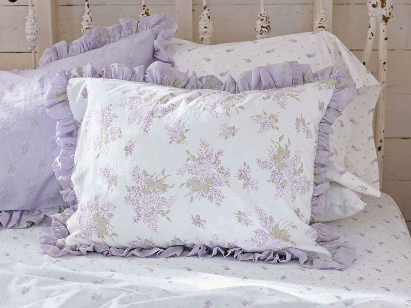 Simply Shabby Chic® Lilacs Duvet available at Target