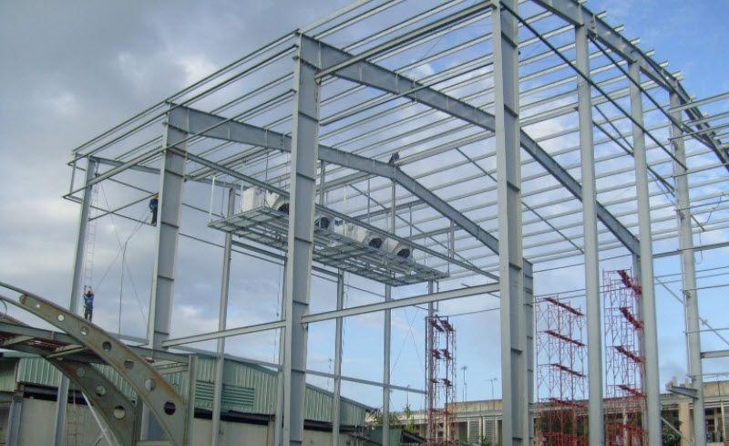 Hình ảnh Tiêu chuẩn TCXDVN 338 về thiết kế kết cấu thép mới nhất. Công  trình thép- Chuyên thiết kế chế tạo lắp đặt dàn không gian chuyên… | Xây  dựng, Thiết