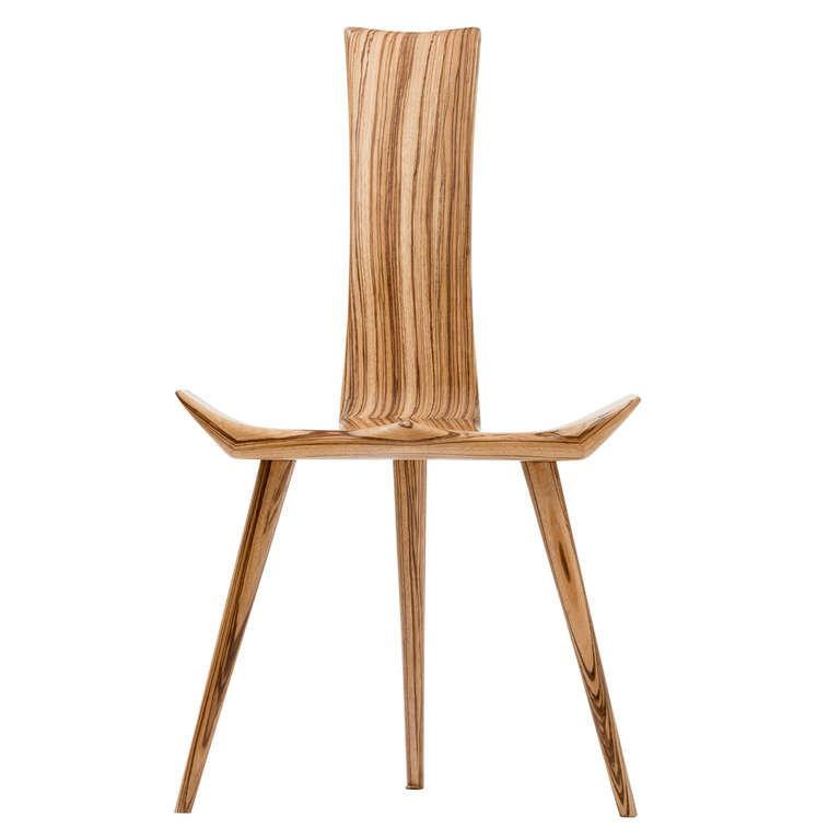 Attrayant Michael Boyd   Hammerhead Zebra Wood Chair | From A Unique Collection Of  Antique And Modern Chairs At Http://www.1stdibs.com/furniture/seating/chairs /