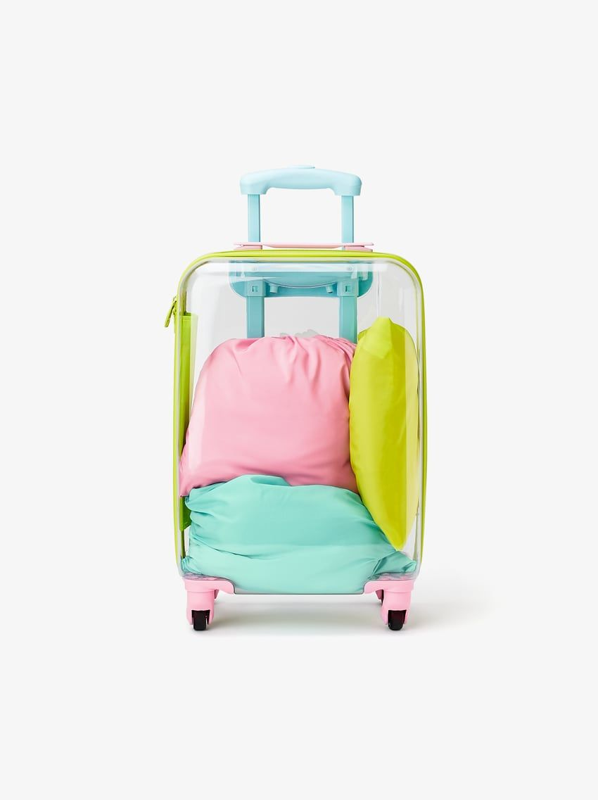 Travel Suitcase Zara United States Travel Trolleys Girls Bags Cute Luggage