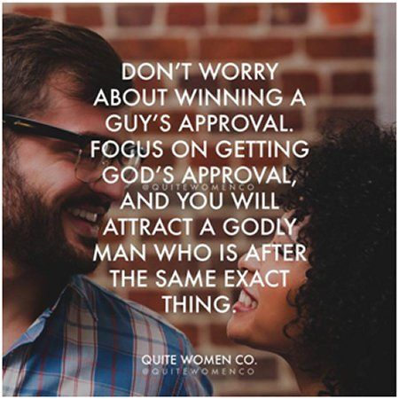 """Make God your highest priority and settle for nothing less in who you date.  """"A Christ-centered relationship is a relationship that lasts."""""""