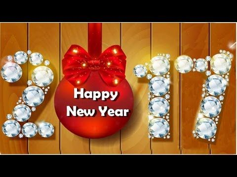 Happy New Year 2017 Wishes Whatsapp Video New Year Greetings Animation M Merry Christmas And Happy New Year Happy New Year Greetings Happy New Year 2017 Wishes