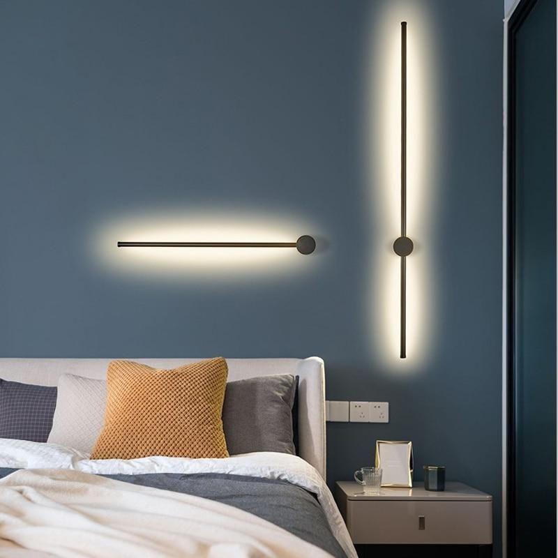 46++ Black bedroom wall light formasi cpns