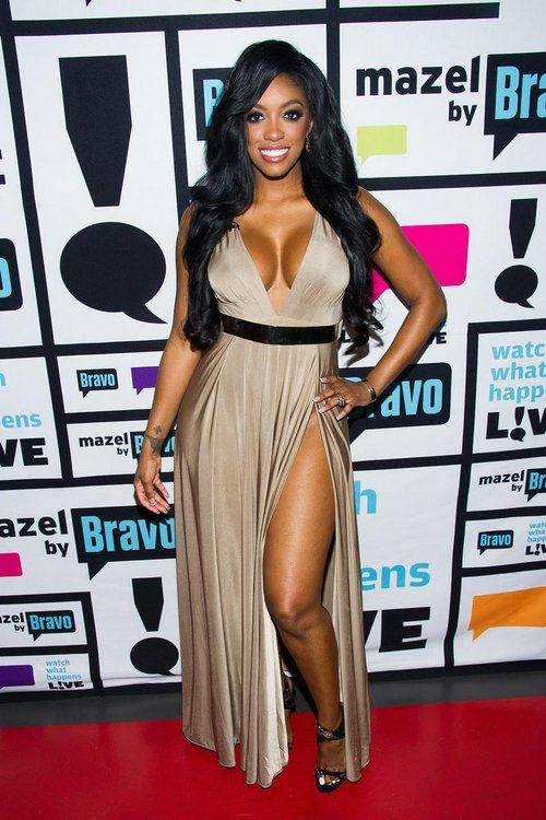 Porsha Williams talks being demoted from RHOA because rumored NFL Player boyfriend LeSean McCoy wouldn't appear on the show.