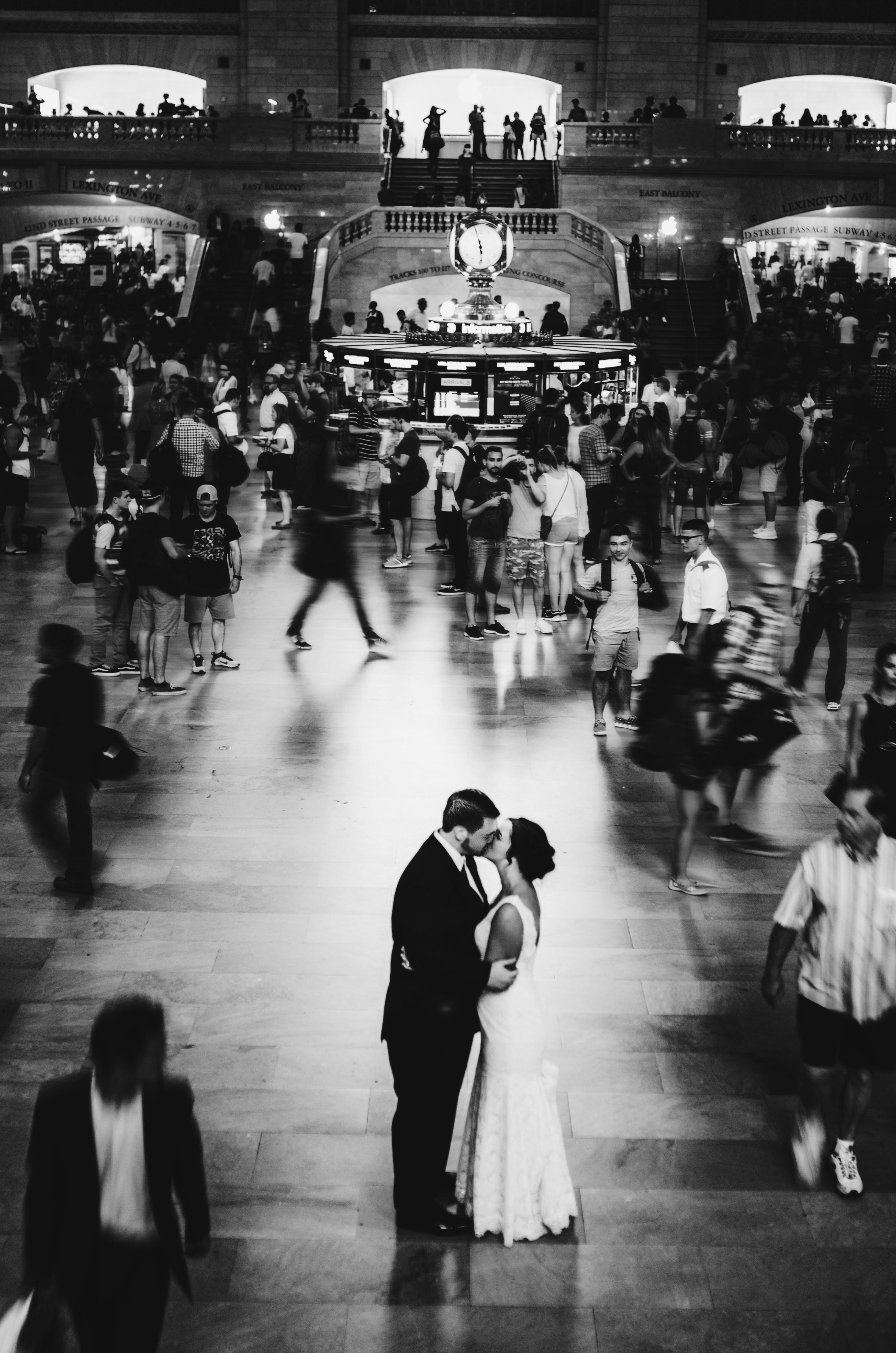 Grand central station nyc wedding new york city weddings