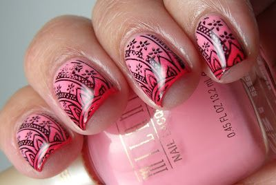 Colores de Carol: Milani - U Pinky Swear and Fuchsia Fierce (Pink Wednesday)