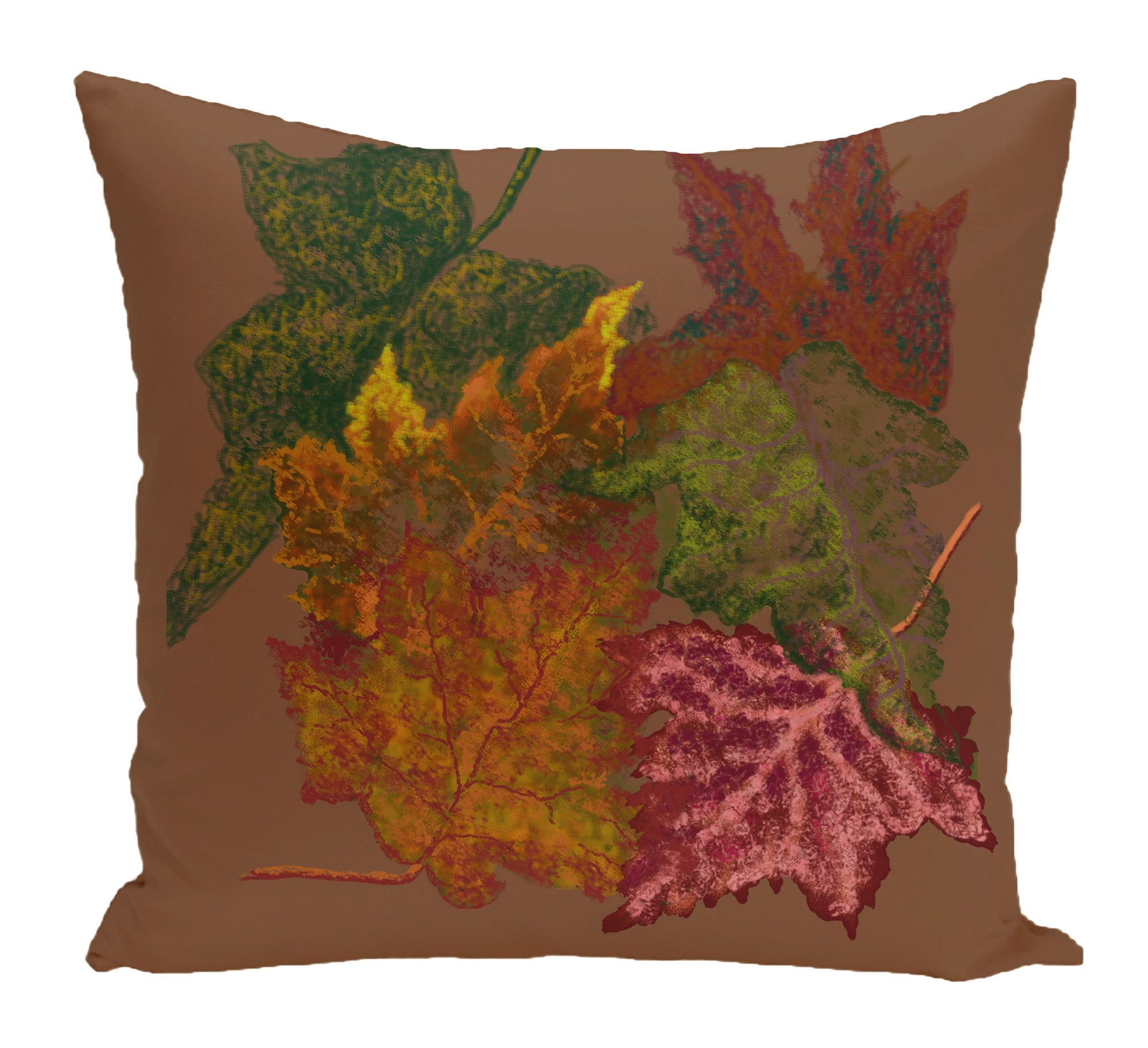 Byrnedale Autumn Outdoor Throw Pillow