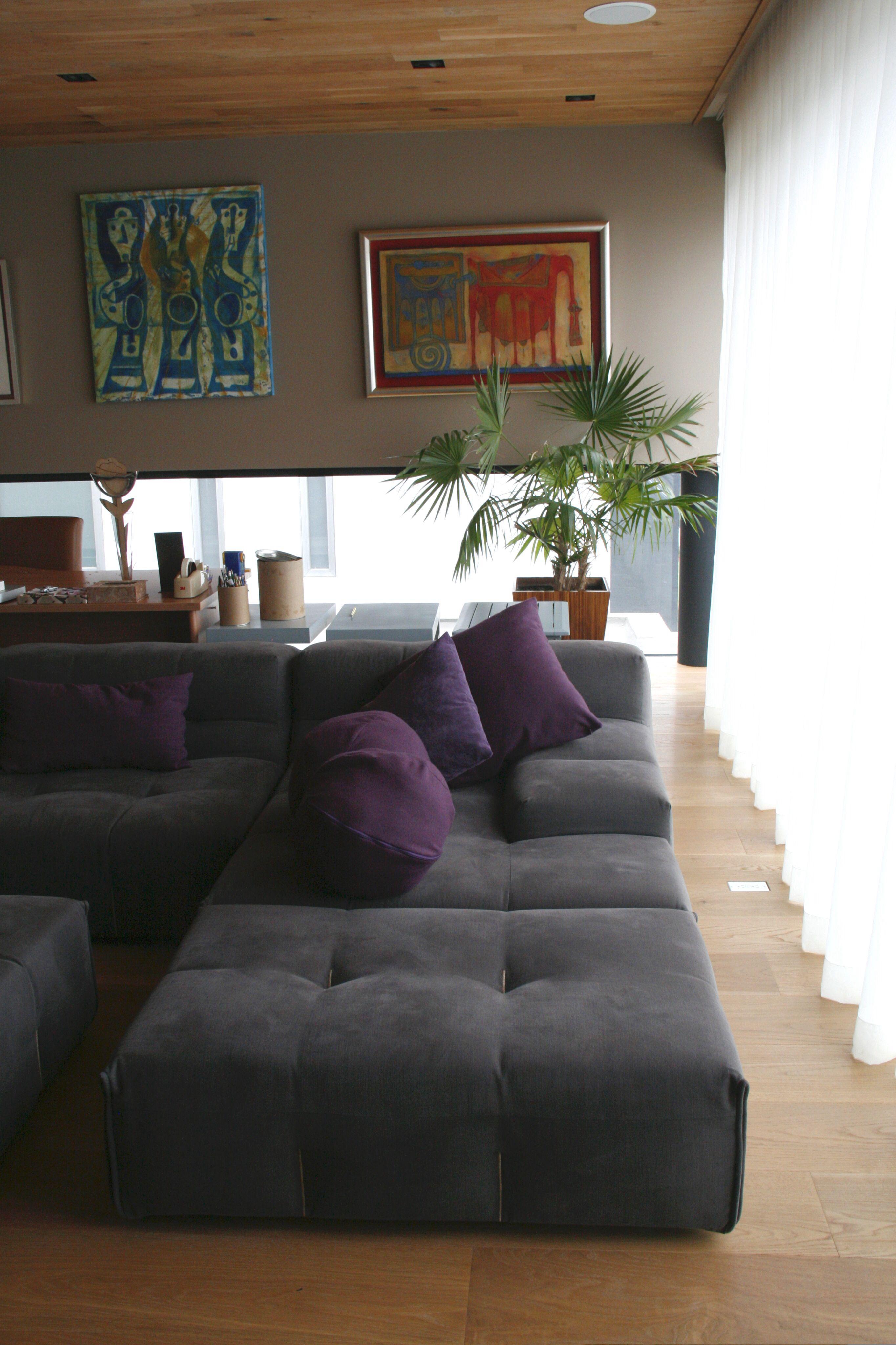 Casa ss family sillones de tela arte plaf n de madera c digo z arquitectos casa ss - Sillones de tela ...