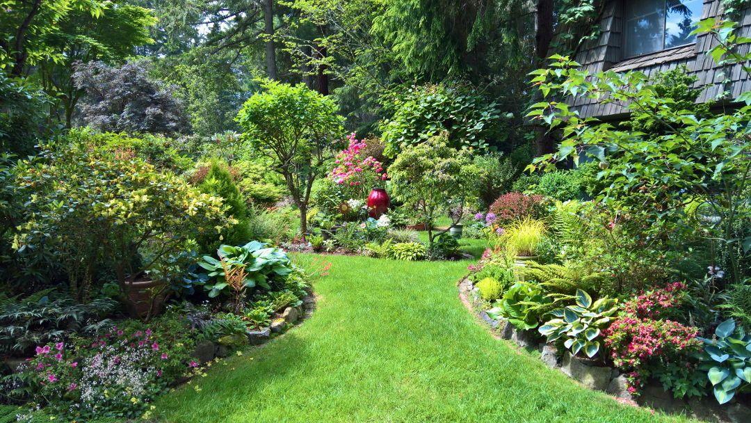 Spring In The Pacific Northwest Garden Ideas
