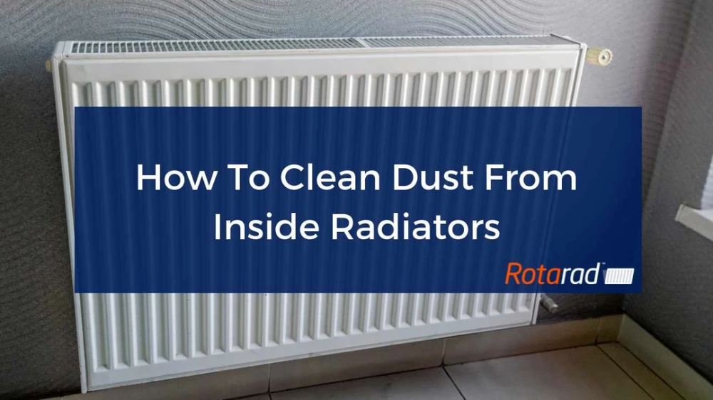 How To Clean Dust From Inside Radiators Remove Radiator For Cleaning Rotarad Cleaning Dust Home Radiators Clean House