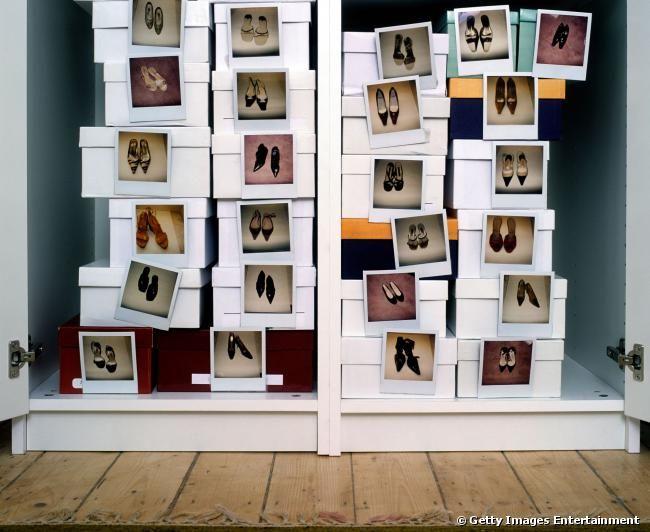 5 astuces pour bien ranger ses chaussures - shoeista | ///Home sweet ...